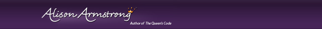 Alison Armstrong - Author of the Queen's Code