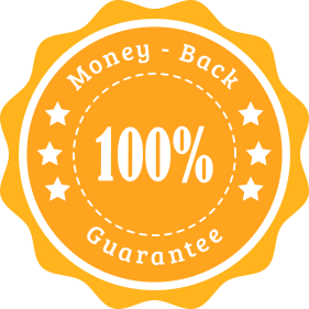 30-Day 100% Money-Back Satisfaction Guarantee